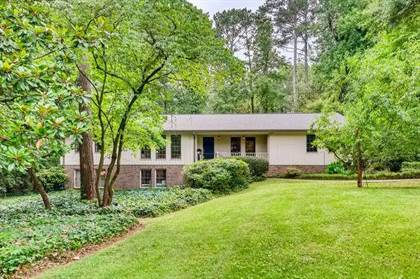 Residential for sale in 6550 Burdett Drive, Sandy Springs, GA, 30328