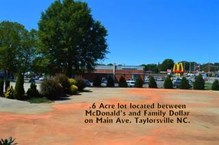 Comm/Ind for sale in 527 Main Avenue W, Taylorsville, NC, 28681