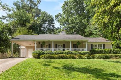 Residential for sale in 420 Brookfield Drive, Sandy Springs, GA, 30342