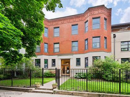 Residential Property for sale in 1457 West Cuyler Avenue 2W, Chicago, IL, 60613