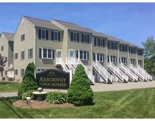 Townhouse for sale in 875 Old Plainville Rd D, New Bedford, MA, 02745