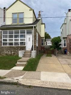 Residential for sale in 406 WALTER STREET, Philadelphia, PA, 19111