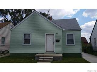 Single Family for sale in 17152 ASBURY Park, Detroit, MI, 48235