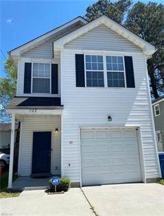 Residential Property for rent in 720 S Rosemont Road, Virginia Beach, VA, 23452