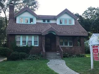 Single Family for sale in 180 CHEROKEE Road, Pontiac, MI, 48341