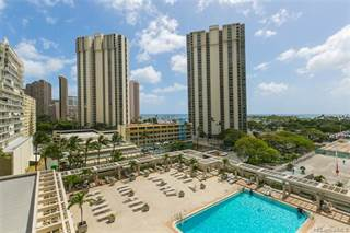Condo for sale in 410 Atkinson Drive 816, Honolulu, HI, 96814