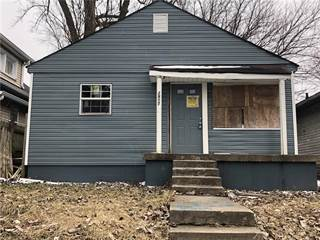 Single Family for sale in 2917 East 19th Street, Indianapolis, IN, 46218