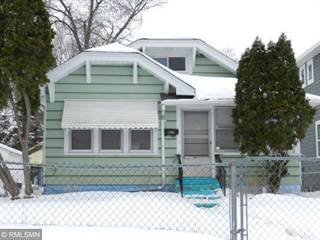 Single Family for sale in 4319 Newton Avenue N, Minneapolis, MN, 55412