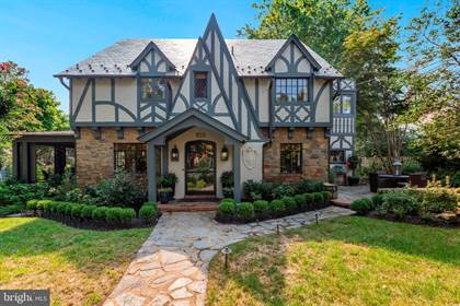 Residential Property for sale in 102 OXFORD STREET, Chevy Chase, MD, 20815