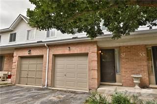 Condo for sale in 26 MOSS Boulevard 57, Dundas, Ontario