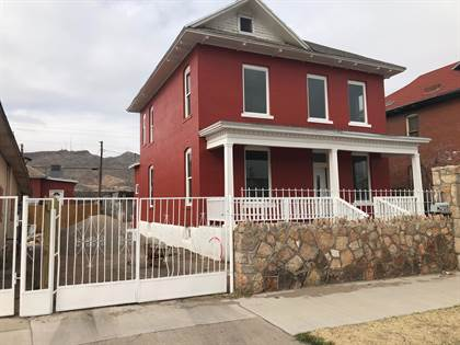 Residential Property for sale in 2309 MYRTLE Avenue, El Paso, TX, 79901