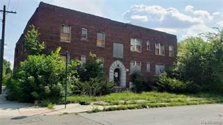 Multi-family Home for sale in 14296 GLENWOOD Street, Detroit, MI, 48205