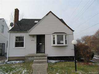 Single Family for sale in 15915 FIELDING Street, Detroit, MI, 48223