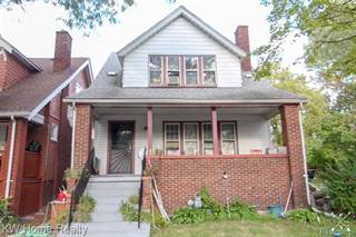 Single Family for sale in 638 MANISTIQUE Street, Detroit, MI, 48215