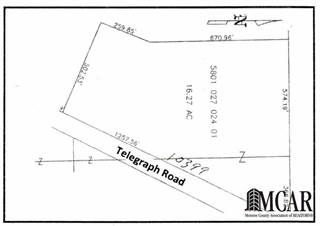 Farm And Agriculture for sale in 10399  TELEGRAPH, Greater Dundee, MI, 48117