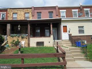Townhouse for sale in 7233 GRAYS AVENUE, Philadelphia, PA, 19142