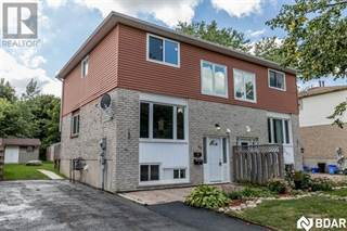 Multi-family Home for sale in 87 CARLTON Road, Barrie, Ontario