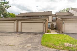 Condo for sale in 5435 CAROL Run W, West Bloomfield, MI, 48322