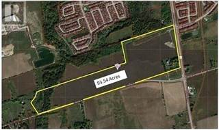 Farm And Agriculture for sale in 11528 NINTH LINE, Markham, Ontario, L6B1A8