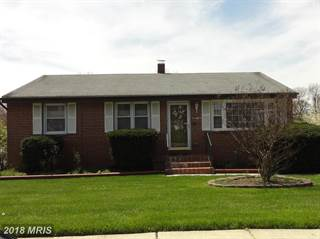 Single Family for sale in 4014 STARBROOK RD, Randallstown, MD, 21133