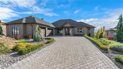 Single Family for sale in 3287 Vineyard View Drive,, West Kelowna, British Columbia, V4T3M3