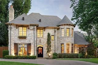 Single Family for sale in 6630 Stefani Drive, Dallas, TX, 75225
