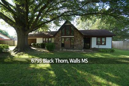 Residential Property for sale in 6795 Blackthorn Drive, Lynchburg, MS, 38680