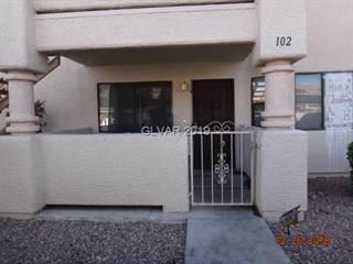 Condo for sale in 7905 ESTERBROOK Way 102, Las Vegas, NV, 89128