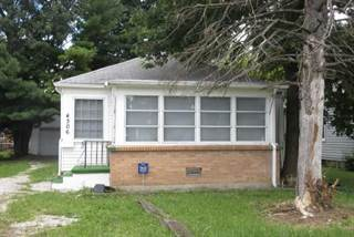 Single Family for sale in 4306 East 16TH Street, Indianapolis, IN, 46218