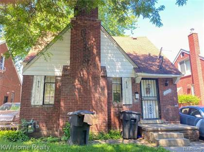 Residential Property for sale in 19209 MANSFIELD Street, Detroit, MI, 48235