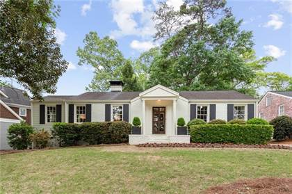 Residential for sale in 1818 Meredith Drive NW, Atlanta, GA, 30318