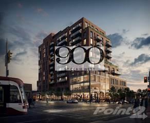 Condo for sale in 900 St. Clair West, Toronto, Ontario, M6C 1C5