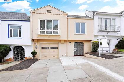 Residential Property for sale in 712 Garfield St, San Francisco, CA, 94132
