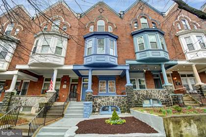 Residential for sale in 2214 LINDEN AVE, Baltimore City, MD, 21217