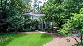 Single Family for sale in 1020 W Wesley Road NW, Atlanta, GA, 30327