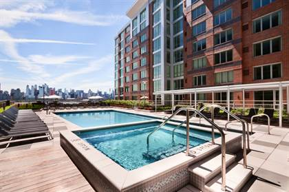 Apartment for rent in 11 Avenue at Port Imperial, West New York, NJ, 07093