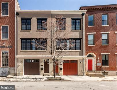 Residential Property for sale in 9 S HIGH STREET S, Baltimore City, MD, 21202