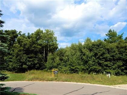 Lots And Land for sale in 1691 ALGONQUIAN Trail, Oxford Township, MI, 48362