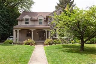 Single Family for rent in 19451 ARGYLE Crescent, Detroit, MI, 48203