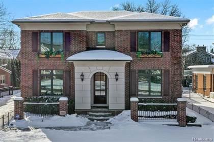 Residential for sale in 980 WIMBLETON Drive, Birmingham, MI, 48009