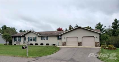 Single Family for sale in 833 HAWK LANE, Medford, WI, 54451