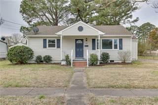Single Family for sale in 507 Bunche Boulevard, Portsmouth, VA, 23701