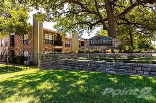 Apartment for rent in Lakeridge, Irving, TX, 75061