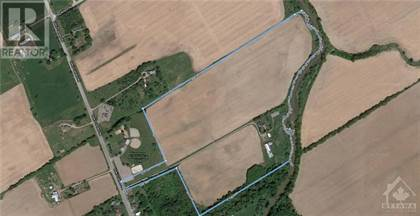 Vacant Land for sale in 3167 YORKS CORNER ROAD, Ottawa, Ontario