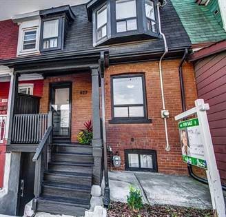 Residential Property for sale in 627 Dupont St, Toronto, Ontario, M6G1Z3