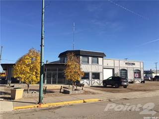 Comm/Ind for sale in 520 9th STREET, Humboldt, Saskatchewan