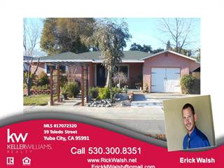 Single Family for sale in 39 Toledo, Yuba City, CA, 95991