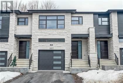 Single Family for sale in 557 MUTUAL STREET, Ottawa, Ontario, K1K1C5