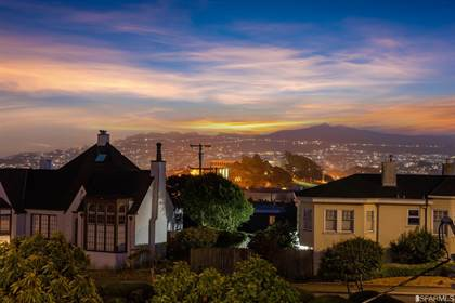 Residential Property for sale in 210 Hazelwood Avenue, San Francisco, CA, 94127