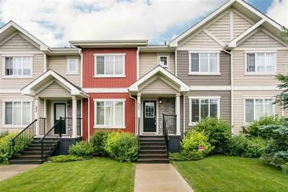 Single Family for sale in 7289 SOUTH TERWILLEGAR DR NW 32, Edmonton, Alberta, T6R0N5